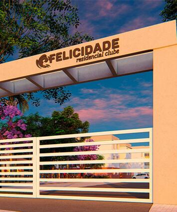 Felicidade Residencial Clube