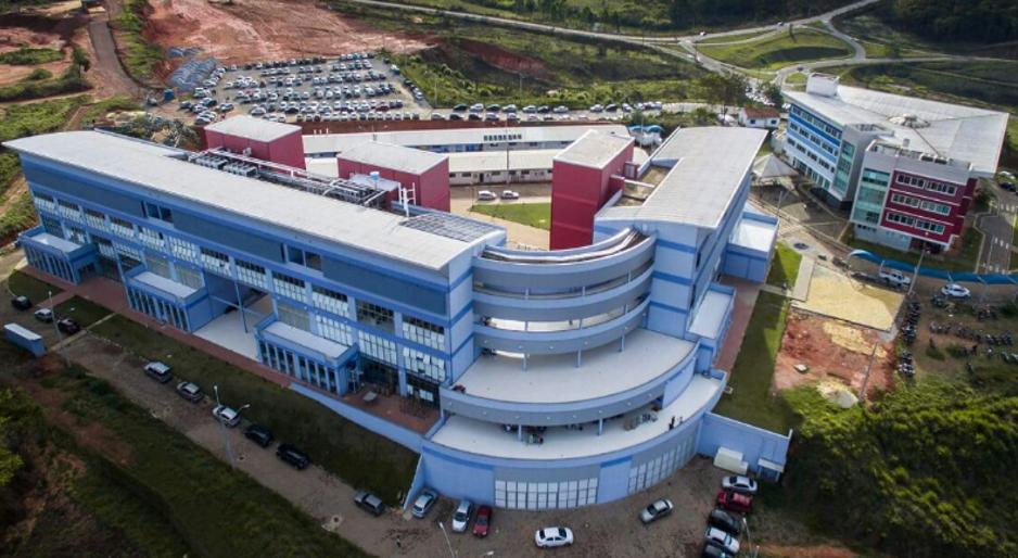 UNIFEI II (Universidade Federal de Itajubá) – Campus Itabira