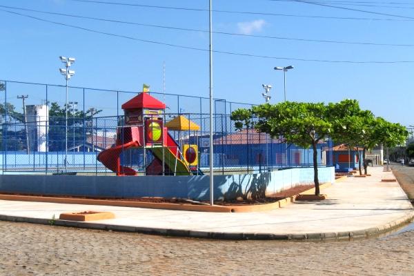 Praça Municipal de Macaé